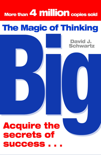 Pdf schwartz magic the thinking of big david